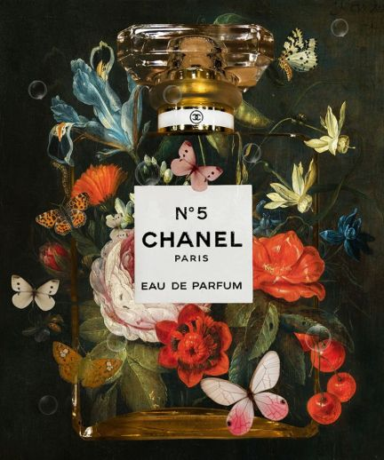 "Mascha de Haas ""Chanel new beginnings"""