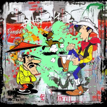 "Micha Baker ""Lucky Luke"""