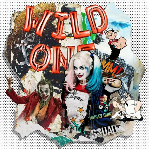 "Micha Baker ""Wild one (Joker)"""