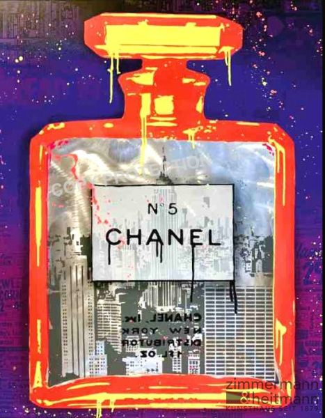 "Michel Friess ""Chanel NYC Special"""