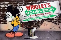 "Michel Friess ""Mickeys Wrigley's Art"""