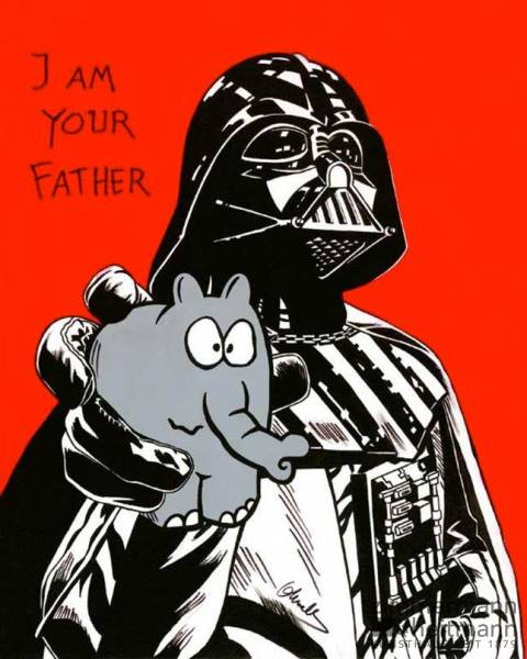 "Otto Waalkes ""I Am Your Father"""