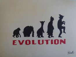 "Otto Waalkes ""EVOLUTION"""