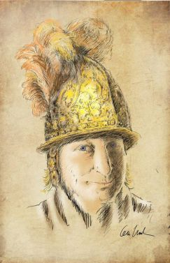 "Otto Waalkes ""Goldhelm"""