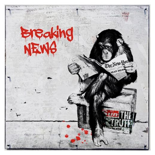 "Paul Thierry ""Breaking News"""