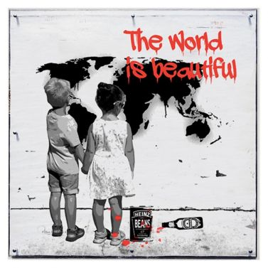 "Paul Thierry ""The world is beautiful"""