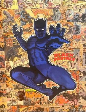 "Randy Martinez ""Legacy: Black Panther"""