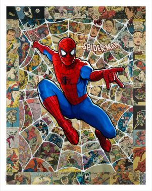 "Randy Martinez ""Legacy: Web of Spider-Man"""