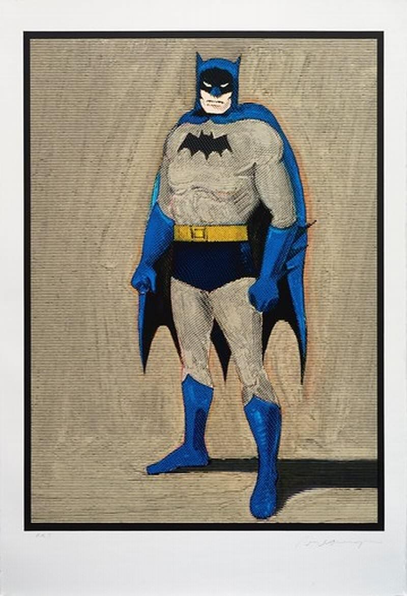 Batman 2014 von Mel Ramos