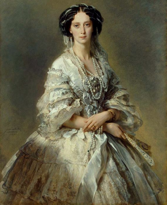 Franz-Xaver Winterhalter Gemälde
