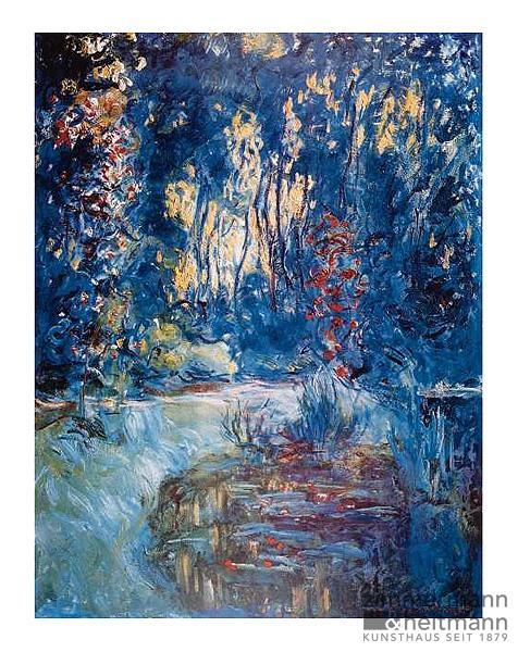 Claude Monet, Jardin de Giverny, Impressionismus