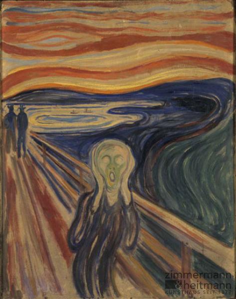 Edvard Munch – der Schrei