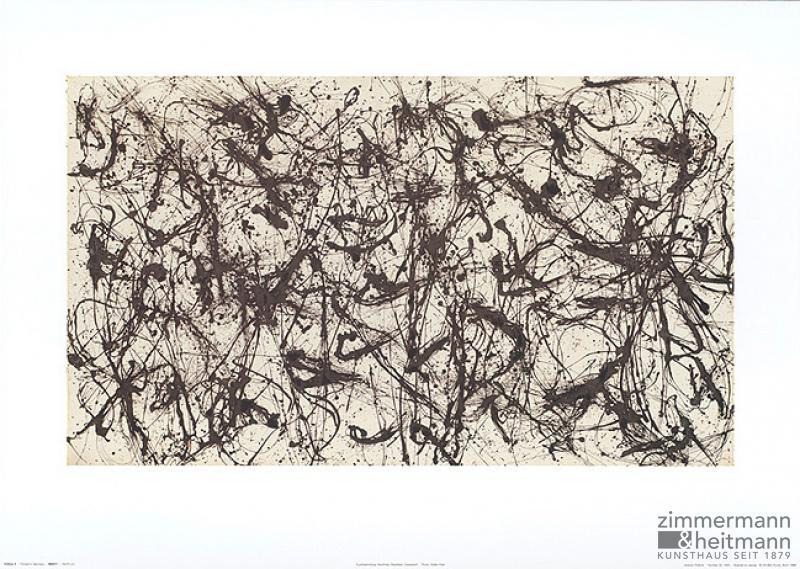 Jackson Pollock – Number 32