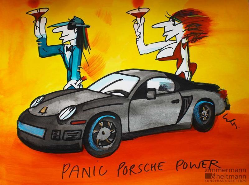 Udo Lindenberg – Panic Porsche Power