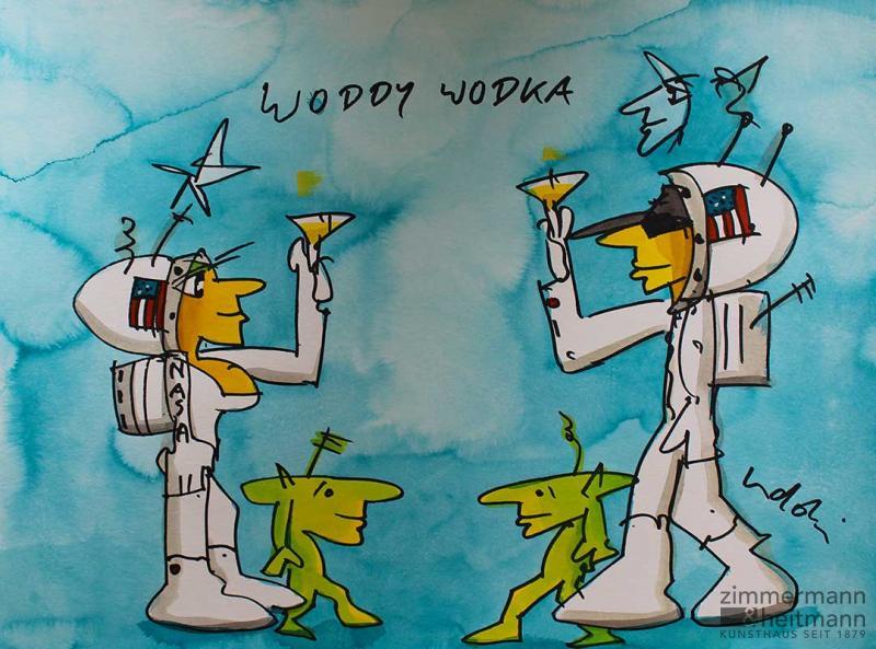 Udo Lindenberg – Woddy Wodka