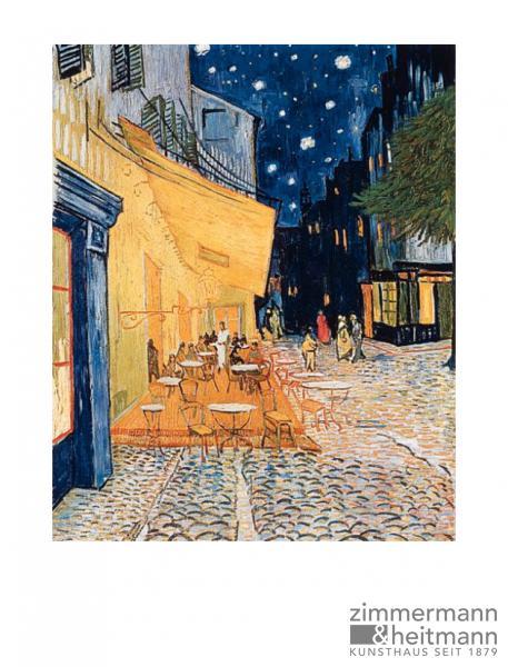 Nachtcafé, Van Gogh