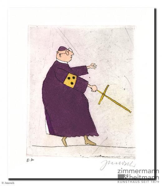 Janosch – Eminenz wird ihn finden