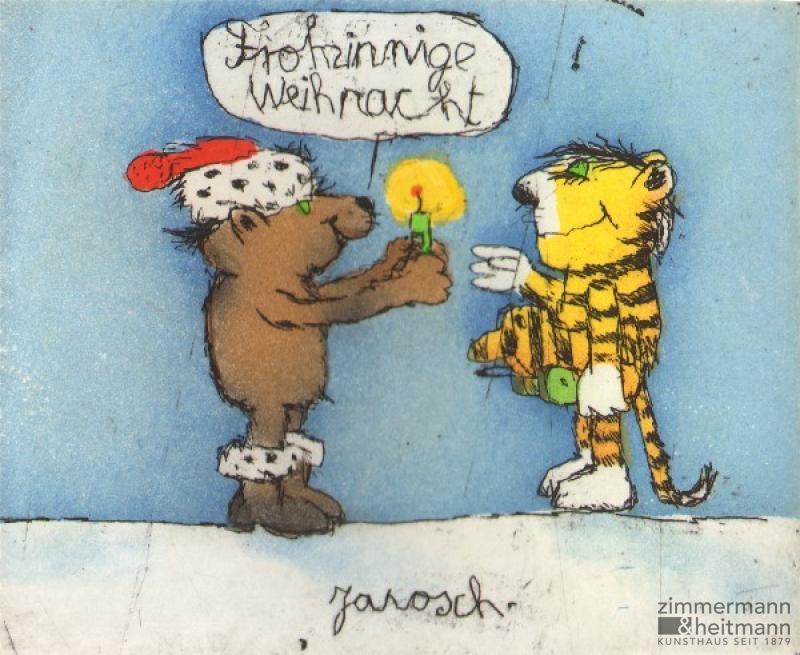 Janosch – Frohsinnige Weihnacht