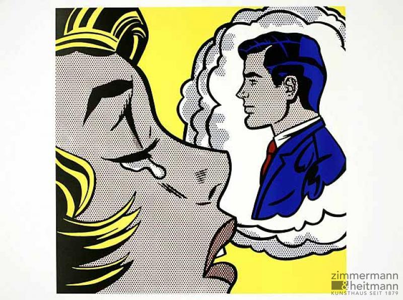 Roy Lichtenstein – Thinking of Him