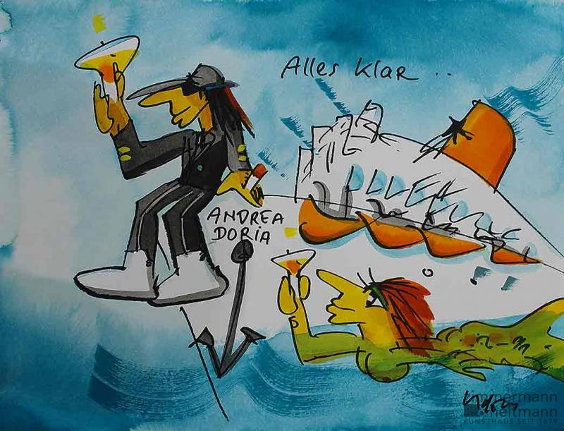 "Udo LIndenberg ""Andrea Doria"""