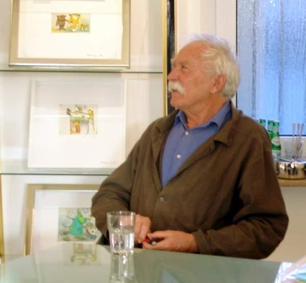 Janosch bei Zimmermann & Heitmann