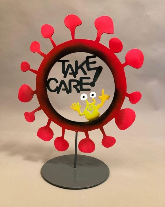 """Take Care"" von Patrick Preller"