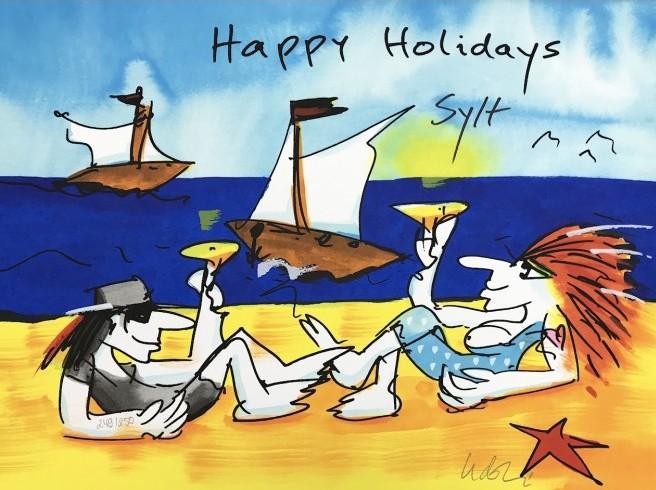 """Udo Lindenberg """"Happy Holidays Sylt"""""""