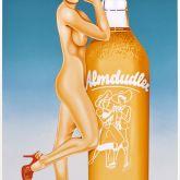"Mel Ramos ""Almdudler's Fabulous Blonde"""