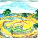"""Günter Grass """"An der Küste"""""""