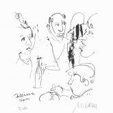 "Armin Mueller-Stahl ""Fellinis Faces"""