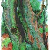 """Günter Grass """"Bäume II"""""""