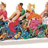 """David Gerstein """"Biking II / A"""""""