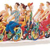 """David Gerstein """"Biking II / B"""""""