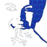 """Joseph Belhassen """"Blue Bird"""""""