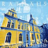 "Fritz Art ""Bochum Altes Rathaus"""