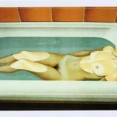 "Mel Ramos ""Bonnards Bath"""