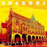"Fritz Art ""Bocholt Rathaus (Braun)"""