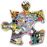 "Michael Daniels ""Puzzle Bunny"""