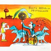 """Udo Lindenberg """"Bunte Republik Deutschland – BRD"""""""