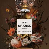 "Mascha de Haas ""Chanel natural beauty butterfly"""