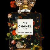 """Mascha de Haas """"Chanel Rachel Ruysch explosion rood"""""""
