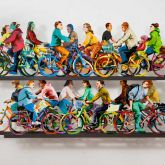 "David Gerstein ""City Riders A"""