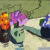 "Fritz Art ""Cosmea Astern"""