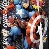 "Devin Miles ""Captain America - Steve Rogers"""