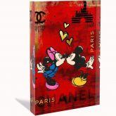 """Devin Miles """"Love Paris - Acrylblock"""""""