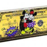 "Devin Miles ""One Dollar Mickey - Acrylblock"""