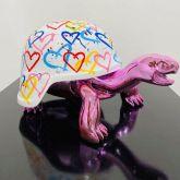 """Diederik van Appel """"Peace Turtle Love"""""""
