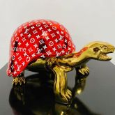 "Diederik van Appel ""Peace Turtle Supreme LV golden"""