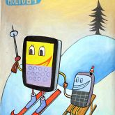 "Jim Avignon ""Digital Holiday"""