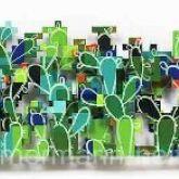 "David Gerstein ""Digital Cactus"""